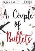 """Cubierta del libro """"A Couple Of Bullets"""""""