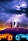 """Cubierta del libro """"The Guardians of  the Elements"""""""