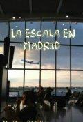"""Cubierta del libro """"La escala en Madrid """""""