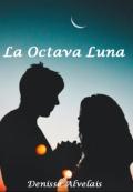 """Cubierta del libro """"La octava luna"""""""