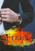 """Cubierta del libro """"Fleur"""""""