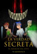 """Cubierta del libro """"La verdad secreta - El renacer del ente"""""""