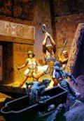 "Обложка книги ""Библиотекари и проклятье фараона"""