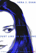 "Book cover ""Just Like An Earthling """