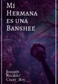 """Cubierta del libro """"Mi Hermana es una Banshee"""""""