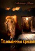 """Обложка книги """"Поломанные крылья"""""""