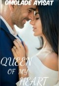 "Book cover ""Queen of My Heart"""