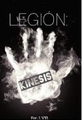 """Cubierta del libro """"Legión (kinesis) """""""
