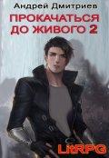 """Обложка книги """"Прокачаться до Живого 2"""""""