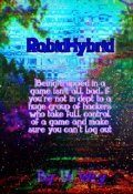 "Book cover ""Rabidhybrid"""