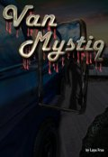 "Book cover ""Van Mystiq"""