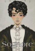 """Book cover """"Sognore"""""""