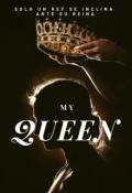 """Cubierta del libro """"My Queen"""""""