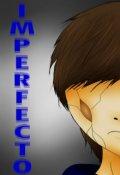 "Cubierta del libro ""Imperfecto [mpreg]"""