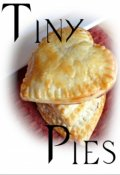 "Book cover ""Tiny Pies"""
