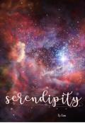 """Cubierta del libro """"Serendipity"""""""