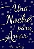 """Cubierta del libro """"Una noche para amar. """""""