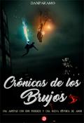 """Cubierta del libro """"Crónicas de los Brujos 3.5"""""""
