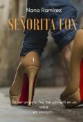 """Cubierta del libro """"Señorita Fox (editando) """""""
