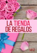 """Cubierta del libro """"La tienda de Regalos"""""""