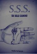 """Cubierta del libro """"S.S.S"""""""