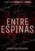 """Cubierta del libro """"Entre Espinas"""""""