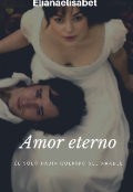 """Cubierta del libro """"Amor eterno"""""""