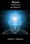 """Cubierta del libro """"Kinesis - Capítulo 1: Telekinesis"""""""