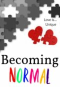 "Book cover ""Becoming Normal"""