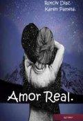 """Cubierta del libro """"Amor Real """""""
