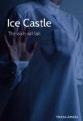 """Обложка книги """"Ледяной замок"""""""