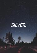 """Cubierta del libro """"Silver"""""""