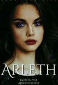 """Cubierta del libro """"Arleth"""""""