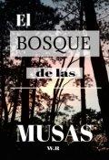 """Cubierta del libro """"El bosque de las musas"""""""