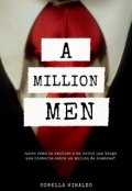 "Cubierta del libro ""A million men"""