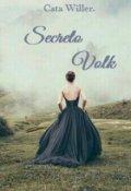 """Cubierta del libro """"Secreto Volk"""""""