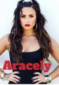 """Cubierta del libro """"Aracely"""""""