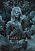 """Cubierta del libro """"Lacrimosa Carmesí"""""""