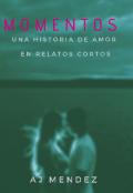 """Cubierta del libro """"Momentos"""""""