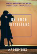 """Cubierta del libro """"Cartas a un Amor Idealizado"""""""