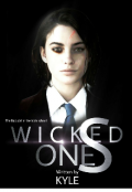 """Book cover """"Wicked Ones """""""