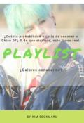 "Cubierta del libro ""Playlist [yoonmin-One Shoot] """