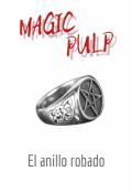 """Cubierta del libro """"El anillo robado"""""""