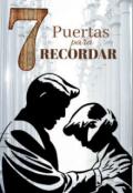 """Cubierta del libro """"7 Puertas para Recordar"""""""
