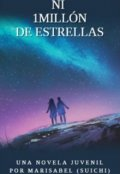 """Cubierta del libro """"Ni 1millón de Estrellas"""""""