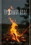 """Обложка книги """"Нужный враг"""""""