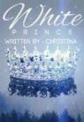 """Book cover """"White Prince"""""""