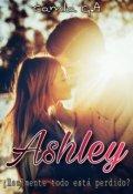 """Cubierta del libro """"Ashley """""""