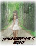 "Cubierta del libro ""Stronger That It Seems """