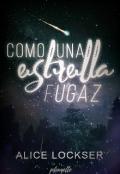 """Cubierta del libro """"Como una estrella fugaz"""""""
